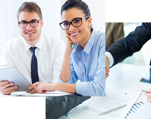 Professional independent financial advisors